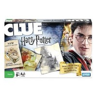 Amazon.com: Clue Harry Potter: Toys & Games