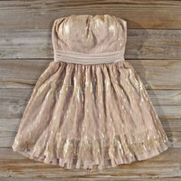 Lucky Penny Party Dress, Sweet Women's Party Dresses