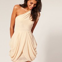 TFNC One Shoulder Dress at asos.com
