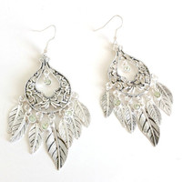 Romantic Tribal Earrings