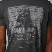 Junk Food Darth Vader Mug Shot Tee