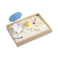 Amazon.com: Executive Sandbox A Day at the Beach: Toys & Games