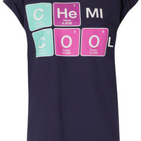 Chemicool Tee By Tee And Cake