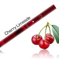 Luxury Lites Disposable E-Hookah -- Cherry Limeade Flavor: 100% Tobacco-free