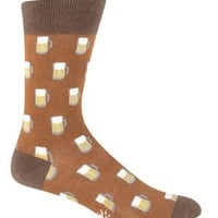 Men's Beer Socks by Sock it to Me