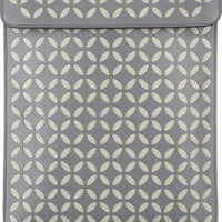 Alaa|Perforated petal-design leather iPad case|NET-A-PORTER.COM