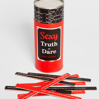 Sexy Truth or Dare | Truth or Dare Pick-A-Stick | fredflare.com
