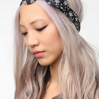 Eyelet Headwrap