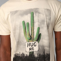 Riot Society Hug Me Sign Tee