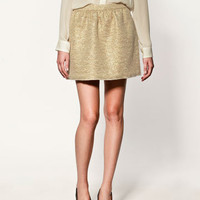 FANTASY MINI SKIRT - Collection - Skirts - Collection - Woman - ZARA United States
