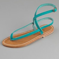 K. Jacques Delta Thong Sandals