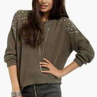 Dazzled Sweater $40