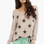 Twinkled Long Sleeve Shirt $46