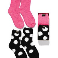 Marshmallow Sock Set