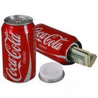 Diversion Can Safes- Lookalike Safe- Coca Cola Can