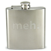 ThinkGeek :: The Meh. Flask
