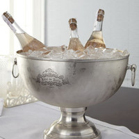 """Grand Hotel de Paris"" Beverage Tub - Horchow"