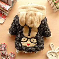 SALE NEW YEAR  CHRISTMASbaby coat girl clothes winter coat kids black jacket baby dress 12m-5y