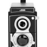 Vintage Camera Pencil Sharpener. Shop for more stationery at Liberty.co.uk