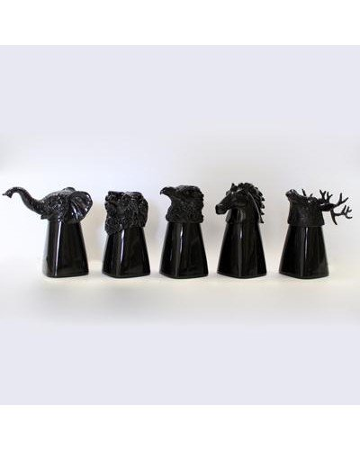 Ceramic Animal Shot Glasses