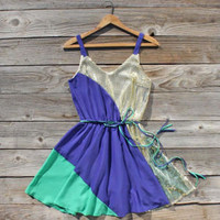 Spool 72 Aglow Sequin Party Dress in Twilight