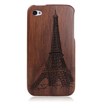 New Eiffel Tower Real Natural Walnu.. on Luulla