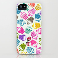 CUPCAKES iPhone Case by Sharon Turner | Society6
