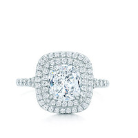 Tiffany &amp; Co. | Engagement Rings | Tiffany Soleste | United States