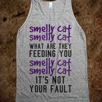 Smelly Cat - t-shirts/tanks and more