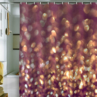 DENY Designs Home Accessories | Lisa Argyropoulos Mingle 1 Shower Curtain