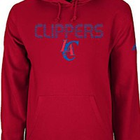 NBA Los Angeles Clippers Red Playbook Hoodie, Medium