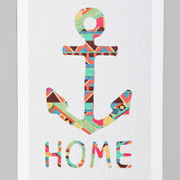 Bianca Green For Society6 You Make Me Home Art Print