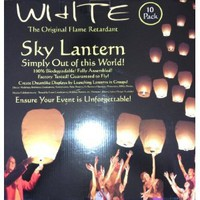 Amazon.com: The Original White Sky Lanterns: Home Improvement