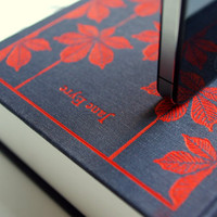 Jane Eyre Book Charging Dock for iPhone and by RichNeeleyDesigns