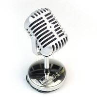 INFMETRY:: USB Retro Designed Microphone - Speaker - Electronics