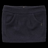 Woolen mini skirt - Skirts - Scotch &amp; Soda Online Shop
