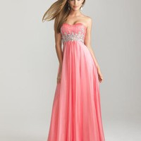 Night Moves 6720 at Prom Dress Shop
