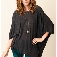 Blue Life Phoenix Cape Tee