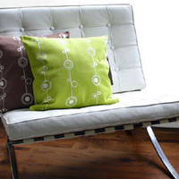 Olli & Lime George Cushion at Velocity Art And Design - Your home for modern furniture and accessories in Seattle and the US.