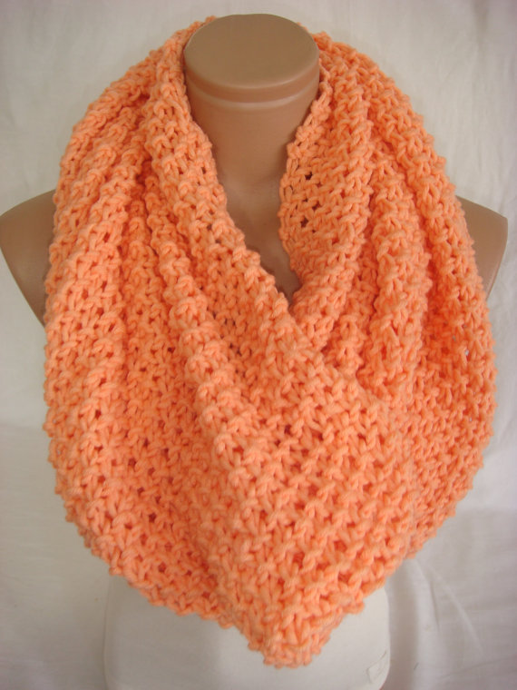 Hand Knitted Hooded Cowl Scarf Neck From Arzus On Etsy