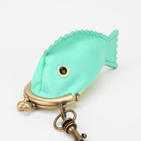 Cooperative Fish Mini Coin Purse