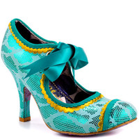Irregular Choice - Marmalade - Mint