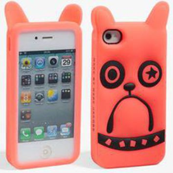 MARC BY MARC JACOBS 'Pickles the Bulldog' iPhone 4 & 4S Case