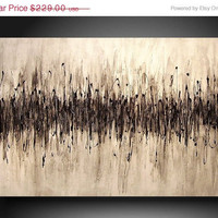 art painting on SALE Original art painting Huge by JMJARTSTUDIO