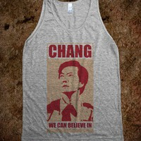 Chang is Coming - Rad Tees