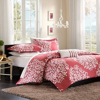 MiZone Lyon Floral Comforter Set - Twin/XL Twin