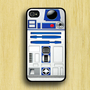 Star Wars R2D2 iPhone 4s and iPhone 4 Case Cover