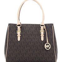 MICHAEL Michael Kors  Jet Set Logo Medium Work Tote - Michael Kors