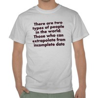 Extrapolate This... Tee Shirts from Zazzle.com