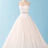Disney Fairy Tale Bridal Style 226